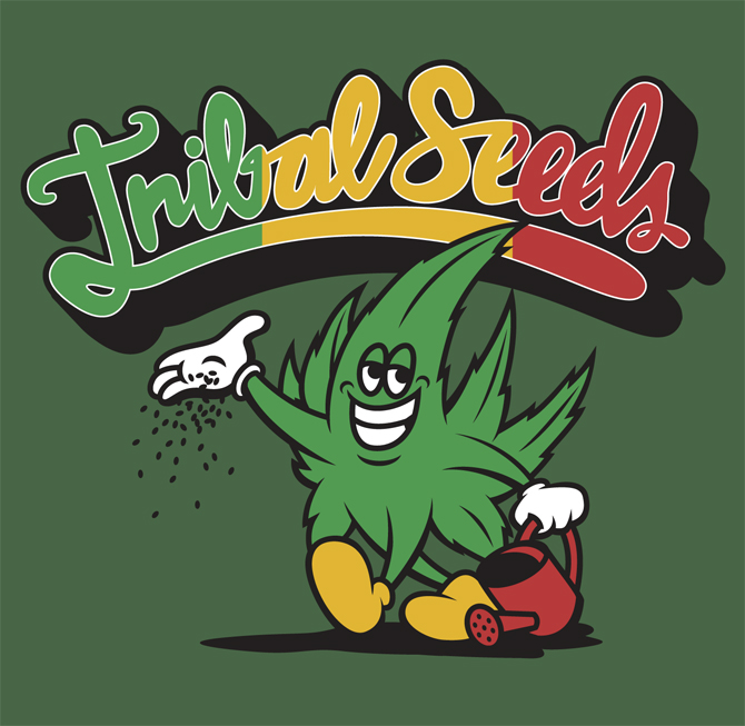 Tribal Seeds Logo Reggae Group Tribal Seeds